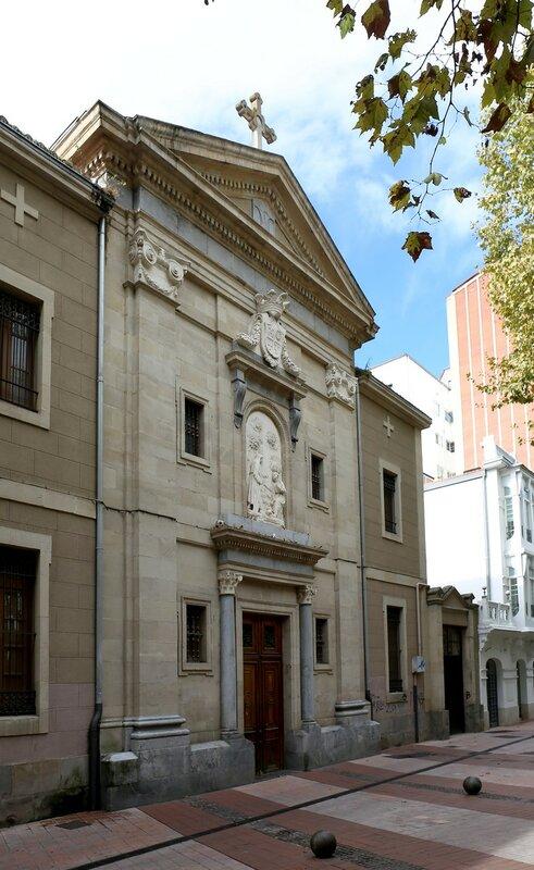 Vitoria-Gasteiz. Monastery of St. Brigida (Antiguo Convento de las Brígidas)
