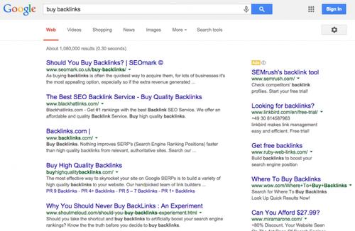 Ссылочная реклама google интернет реклама для бирж