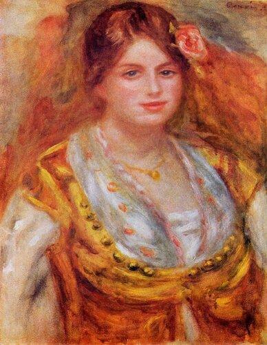 ���� ����� ������ (��. Pierre-Auguste Renoir ; 1841 � 1919)