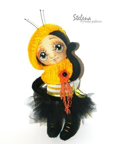текстильная пчела