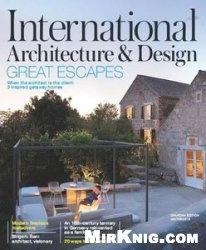 Журнал International Architecture & Design - Winter 2015
