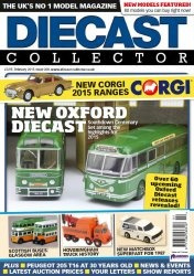 Журнал Diecast Collector Issue 208