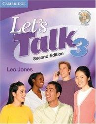 Книга Let's Talk 3 Second Edition