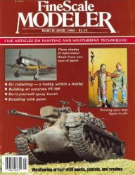 Журнал FineScale Modeler 1984-03/04