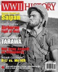 Журнал WWII History Magazine 2014-02 (Vol.13 No.2)