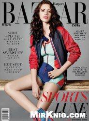 Harper's Bazaar - May 2014 India