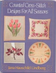 Книга Counted Cross-Stitch Designs For All Seasons