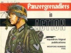 Книга Squadron/Signal Publications 3005: Panzergrenadiers in action
