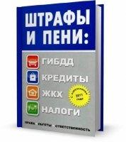 Книга Л. Садовая - Штрафы и пени. ГИБДД, кредиты, ЖКХ, налоги (2011)