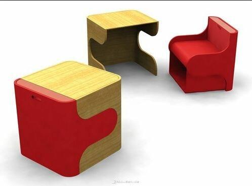 Выбираем письменный стол и стул для ребенка