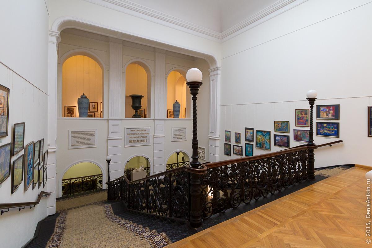 Художественный музей Радищева интерьер 7