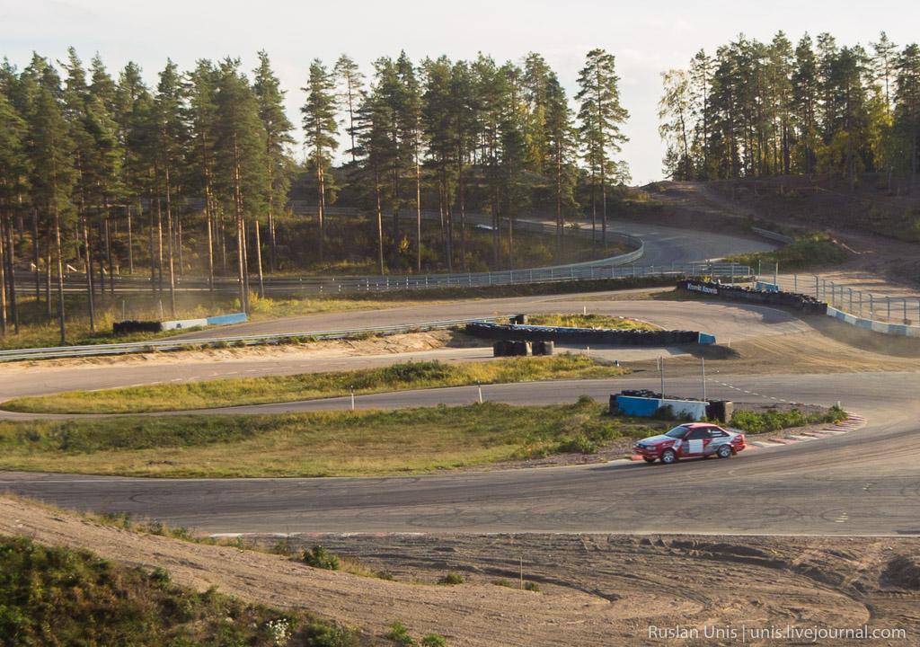 Автомобильное путешествие в Финляндию
