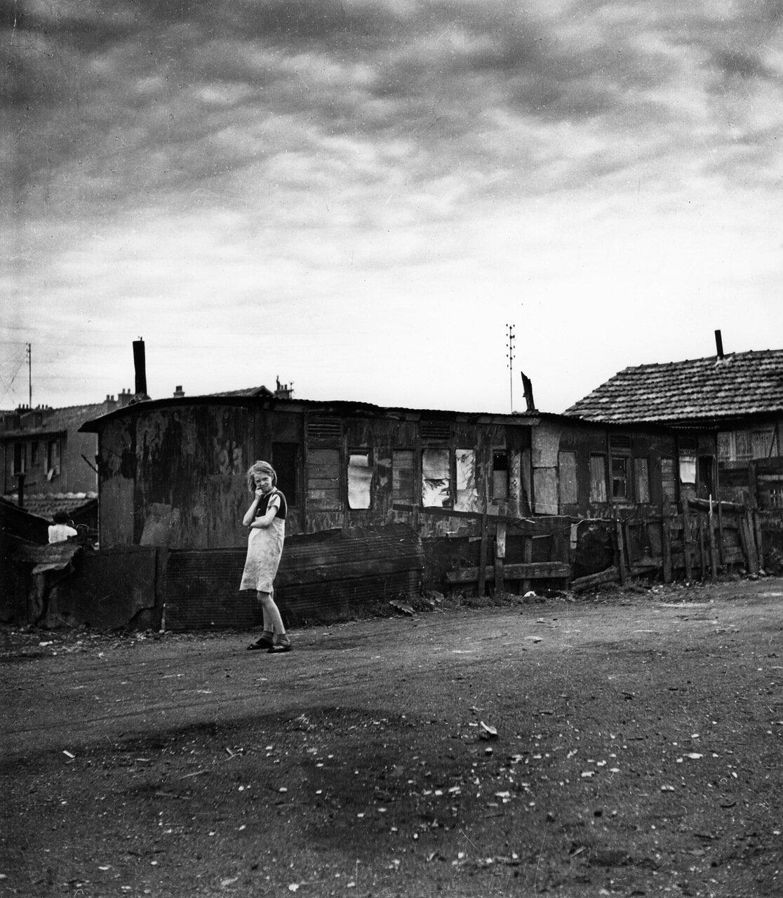 1946. Городские трущобы
