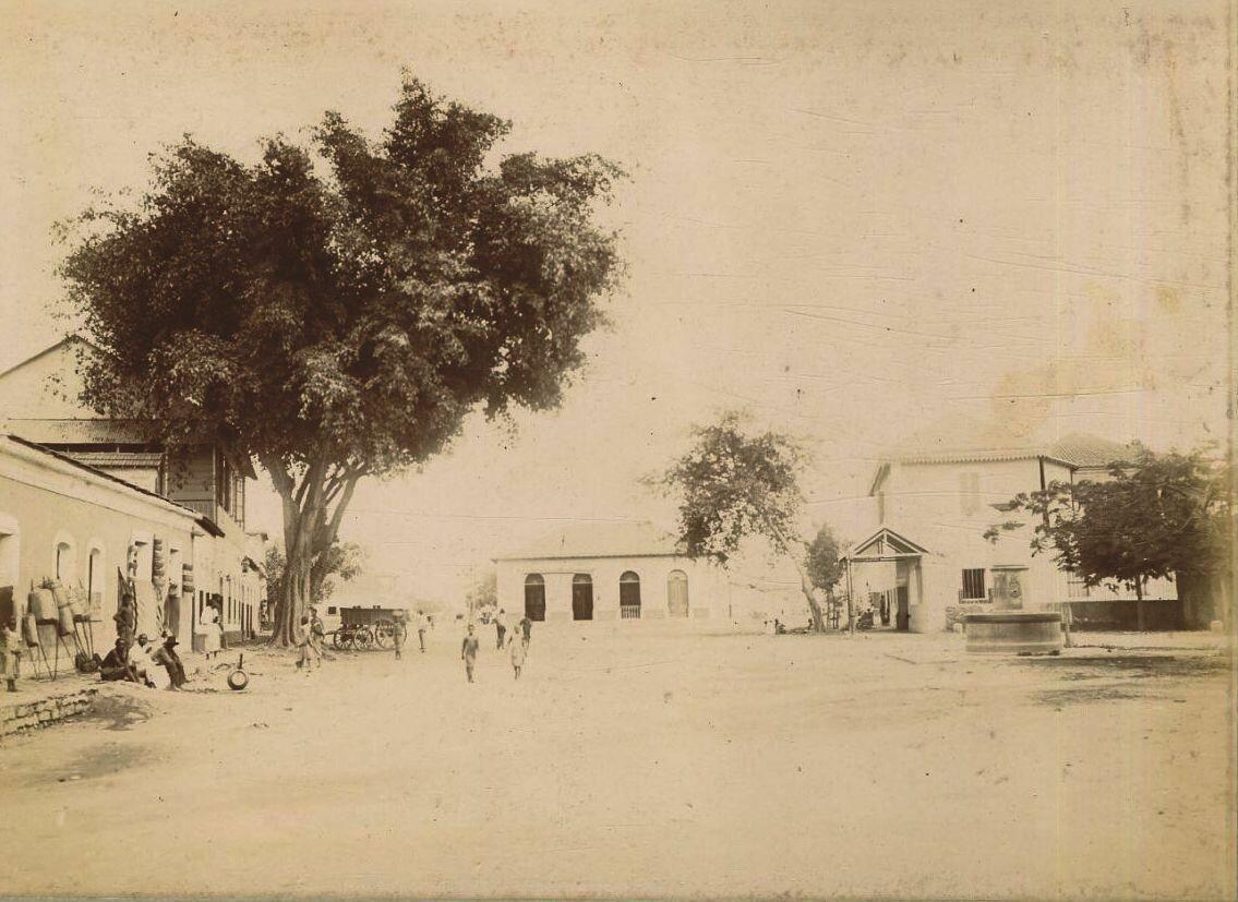 Катамбела. Площадь Надежды