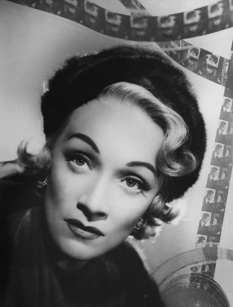 1951. Марлен Дитрих