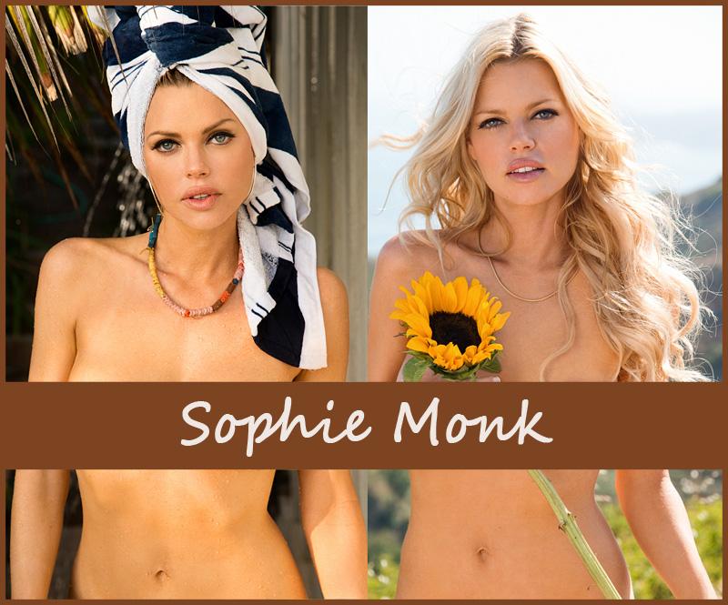 Австралийская актриса, певица и модель Sophie Monk