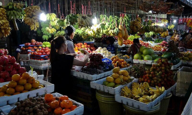 Картинки с фруктовых рядов