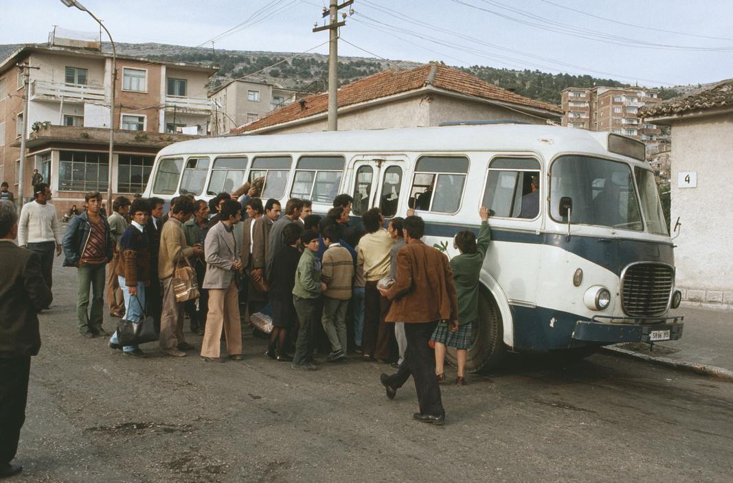1990 Albania Saranda by Martin Parr.jpg