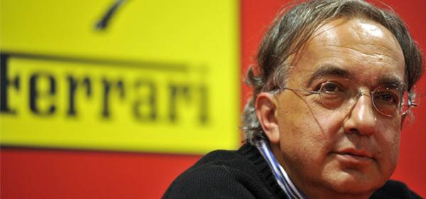 FIAT пожелал избавиться от Ferrari