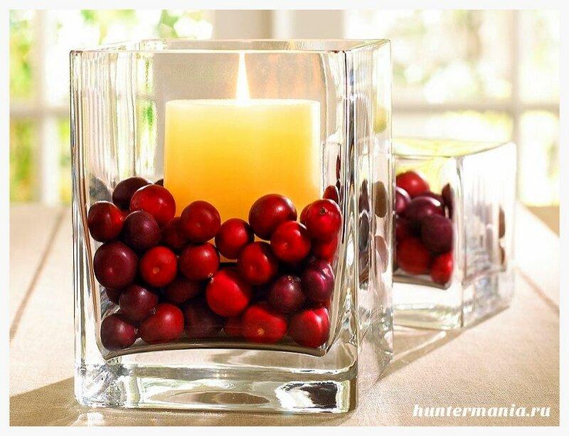 Горящие свечи - романтика, магия и польза для здоровья