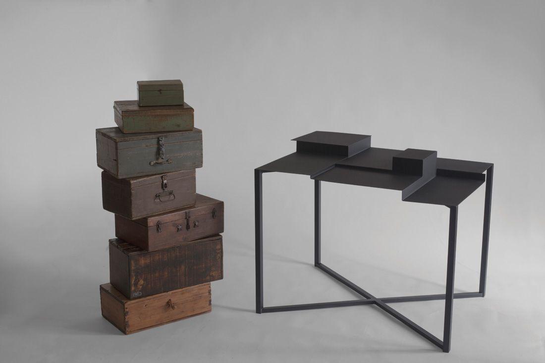 Элегантная мебель из старых вещей