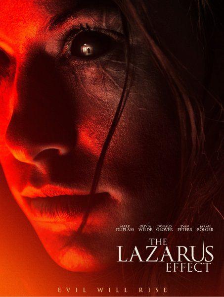 ������ ������ / The Lazarus Effect (2015/CAMRip) ������