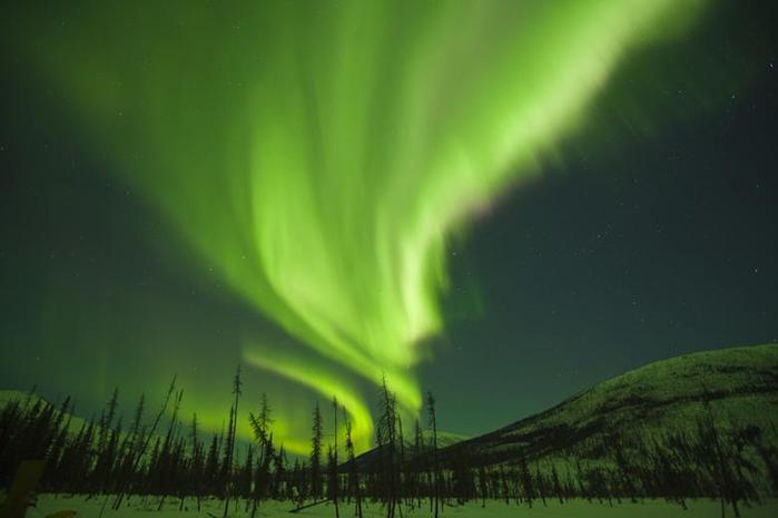 Красивые фотографии полярного сияния 0 10d64f c02f1c7b orig