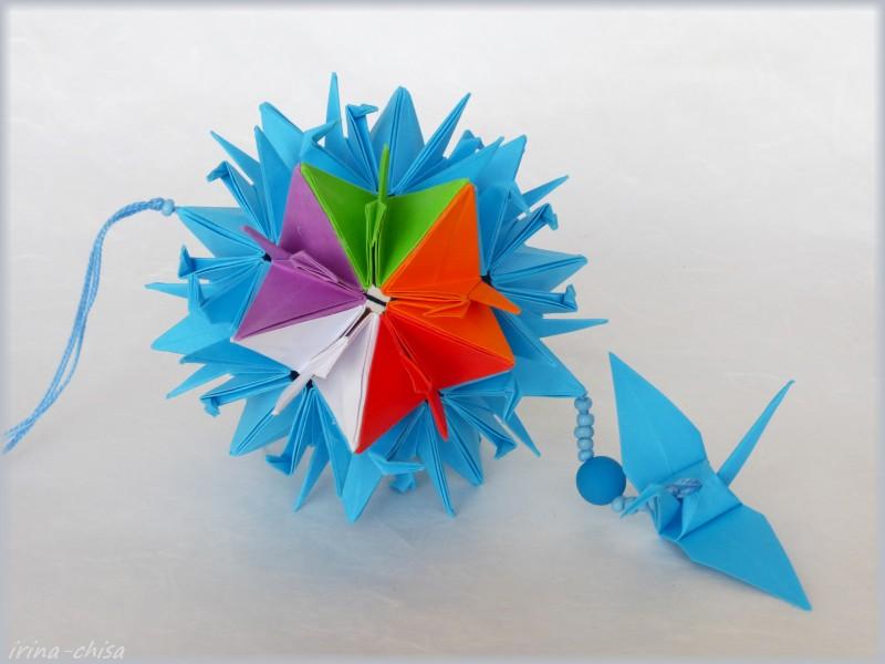 Peace Crane  (Jean-Baptiste Vincent)