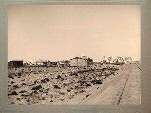 Вид на станцию Аральское Море