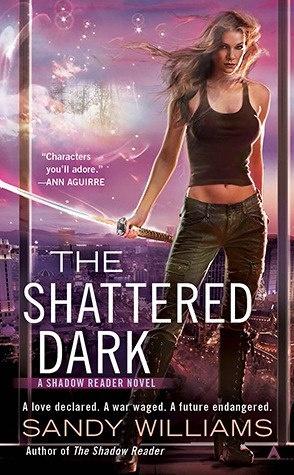 Книга « The Shattered Dark »