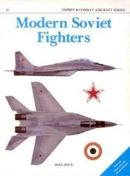 Книга Modern Soviet Fighters