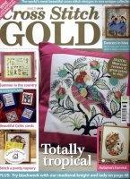 Журнал Cross Stitch Gold №77 2011