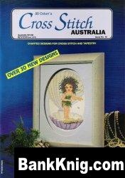 Книга Jill Oxton's Cross Stitch Australia - Issue No. 18