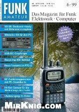 Журнал Funkamateur № 6 1999
