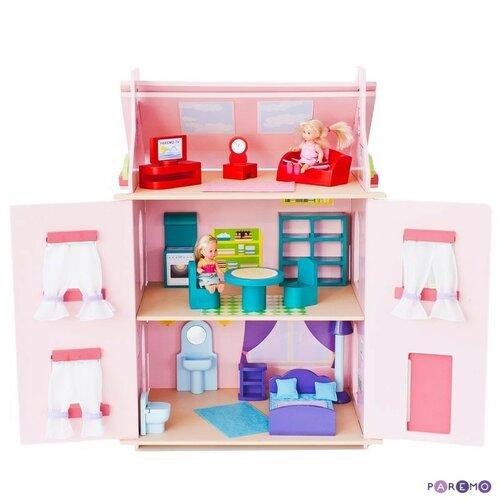 Кукольный домик МИЛАНА