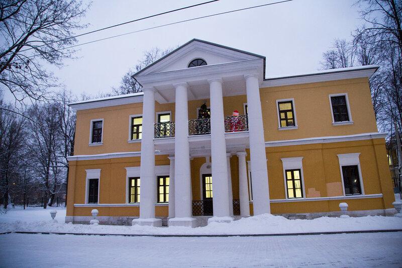 Знаменское - Губайлово