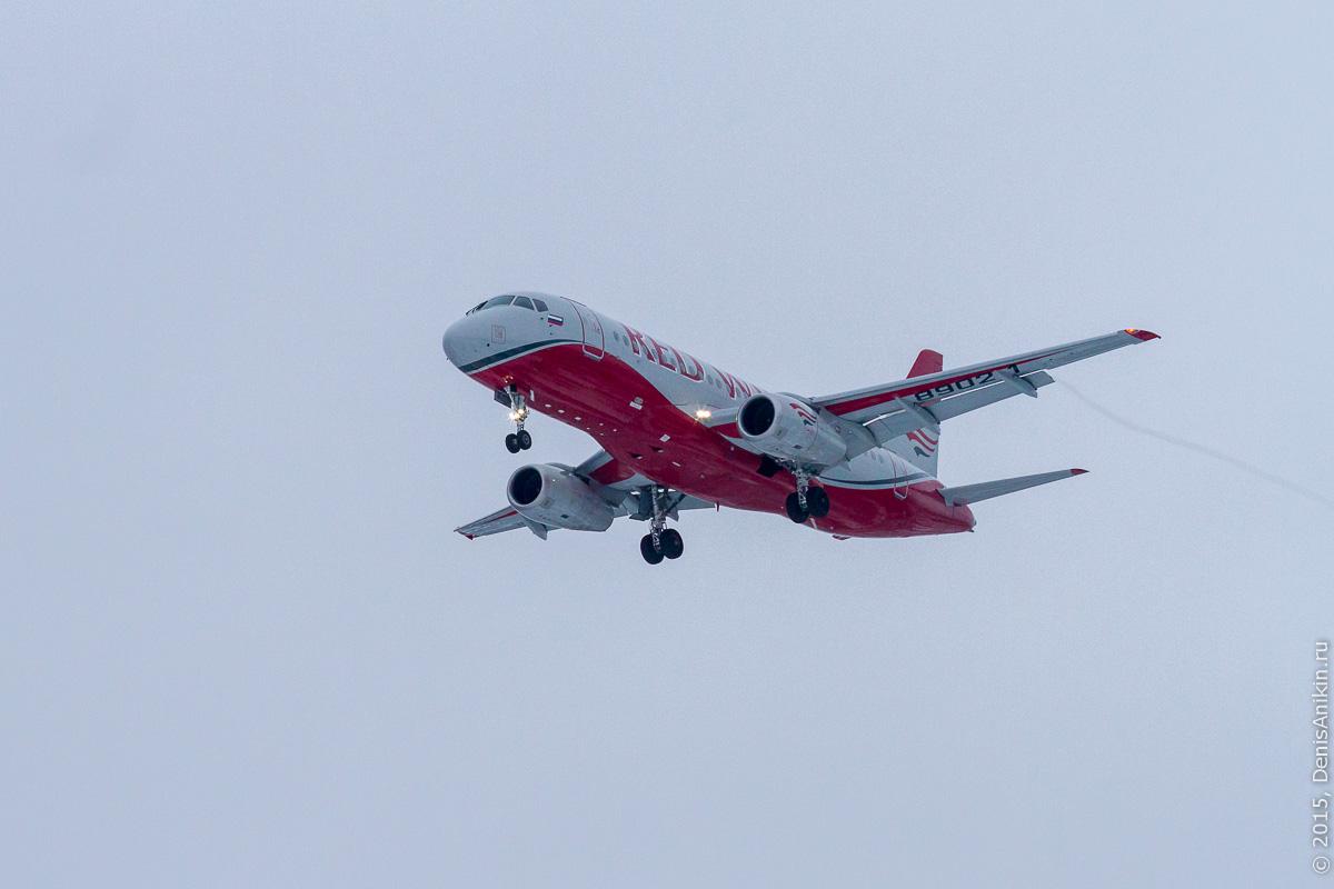 Red Wings начали полёты в Саратов 3