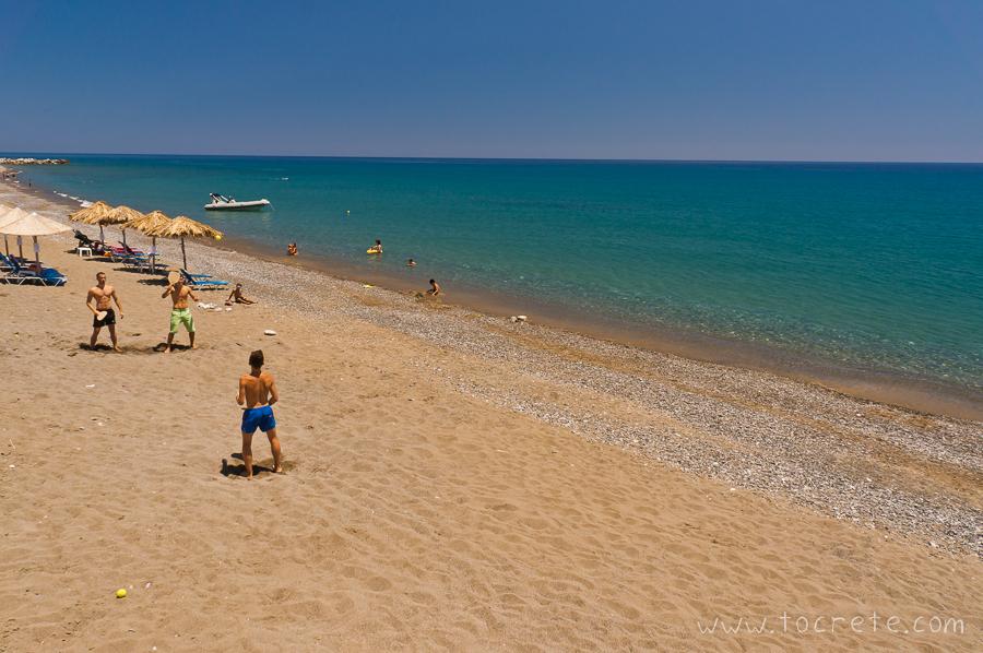 Миртос. Южный Крит. Июнь 2013