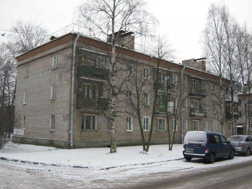 2-я Комсомольская ул. 58