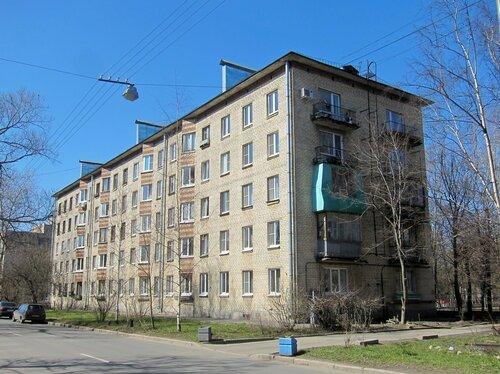 ул. Крупской 45