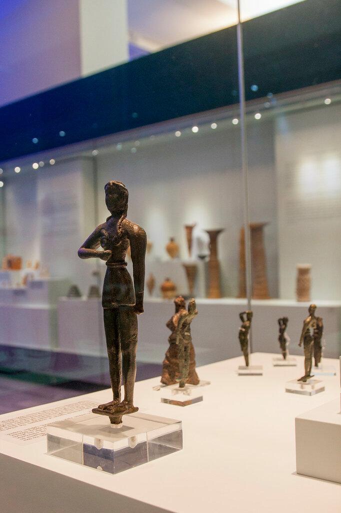 Греция, Крит, Ираклион, археология, музей, археологический музей, раскопки
