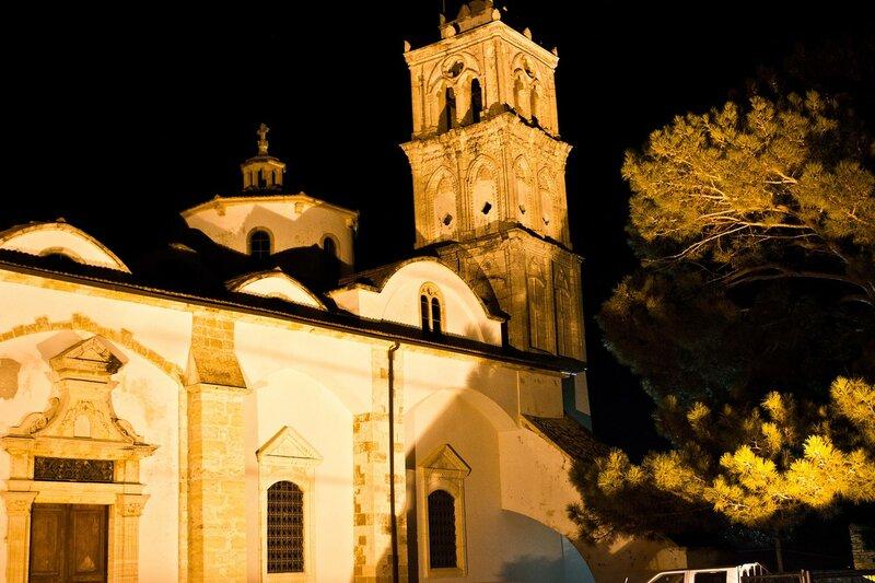 церковь в Пано Лефкара