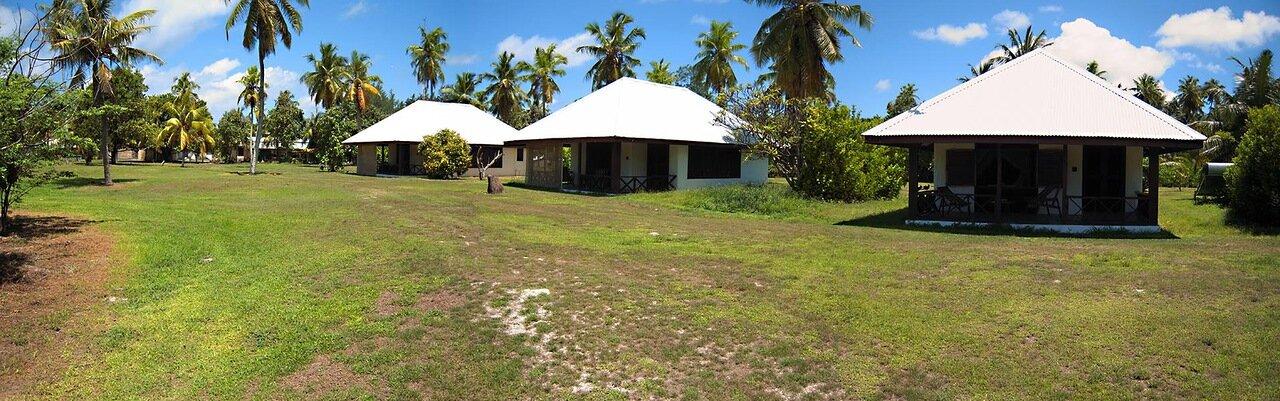 Отель Bird Island Lodge