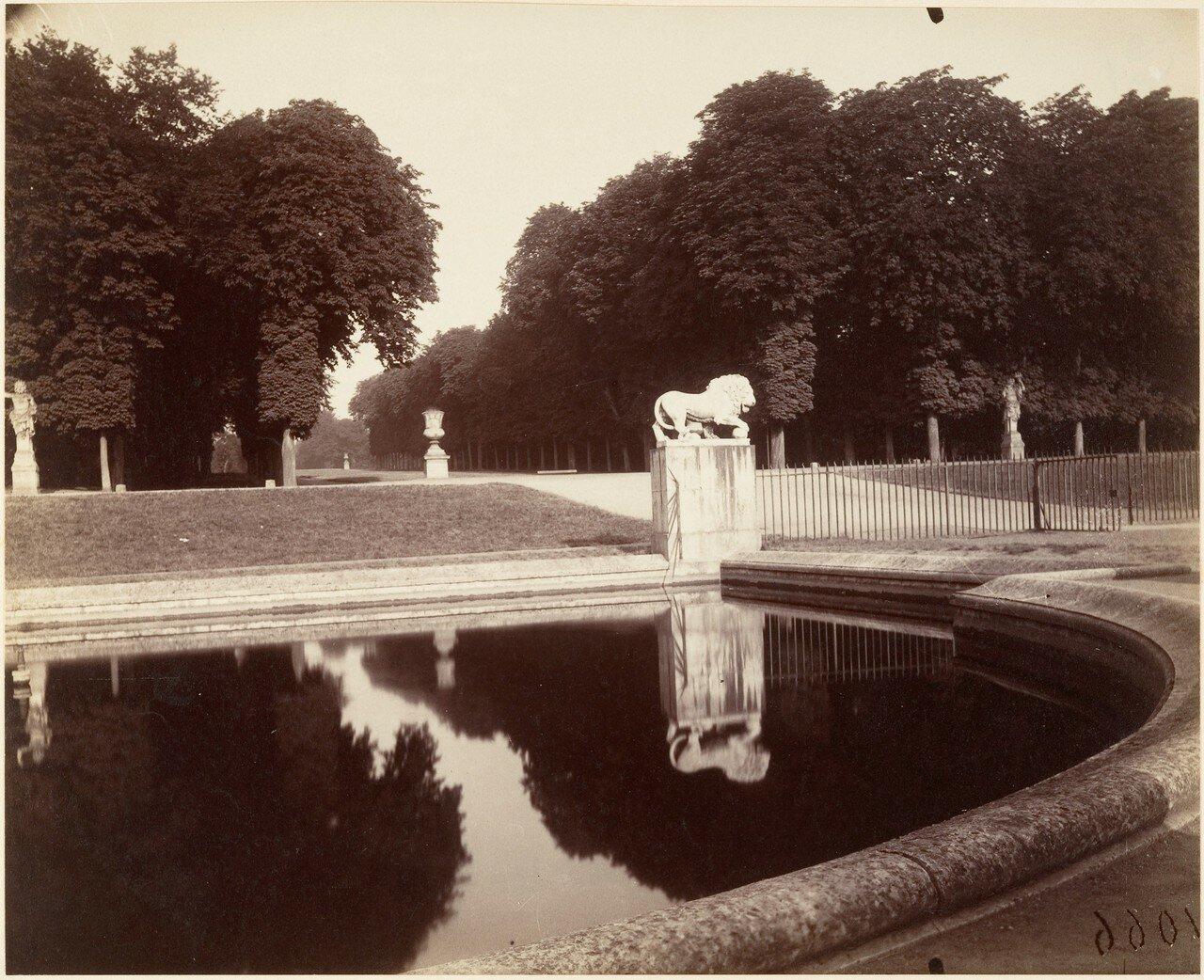 1921. Сен-Клу
