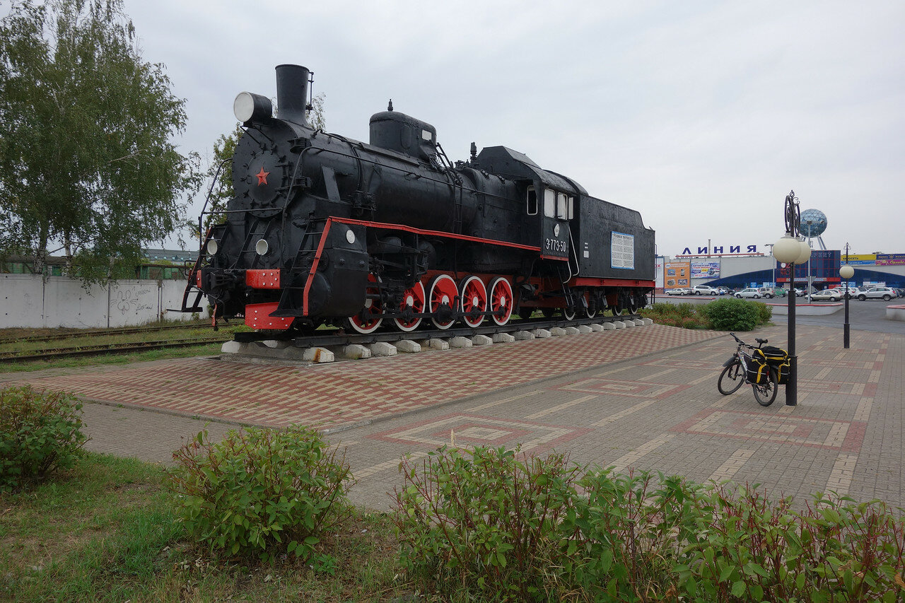 паровоз Эр-773-50