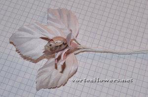 Мастер-класс. Роза  с газетным принтом «Lady Print» от Vortex  0_fc13a_14c0bcce_M