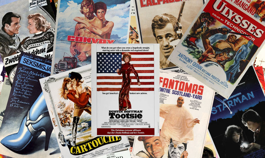 Старое зарубежное кино. Лидеры советского кинопроката. Часть 4