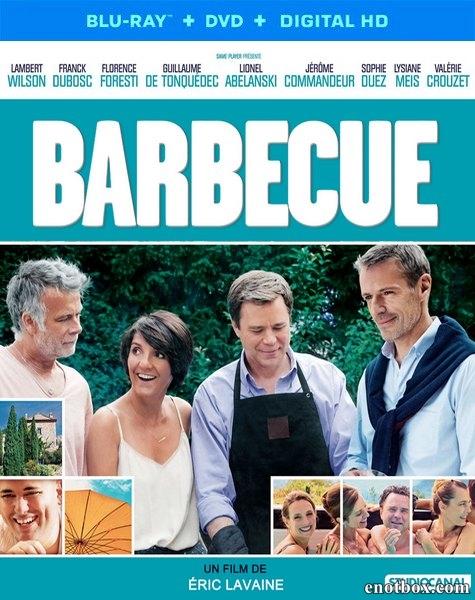 Барбекю / Barbecue (2014/BDRip/HDRip)