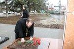 72-я годовщина освобождения станицы Кировской от немецко-фашистских захватчиков