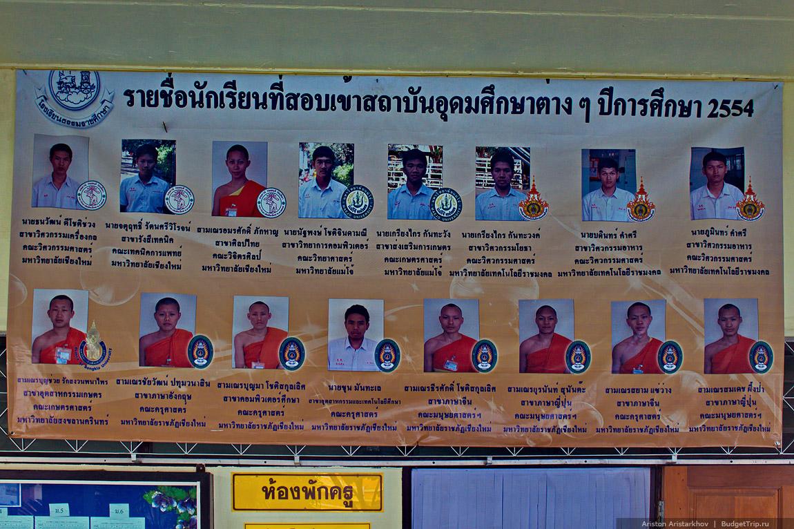 Чиангмай: Будда-Школа